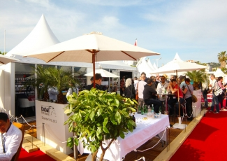 DUBAI FILMS FIF 2012 EVENT