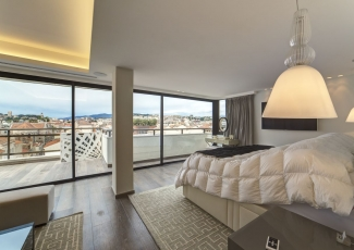 Grey Albion Penthouse Pano