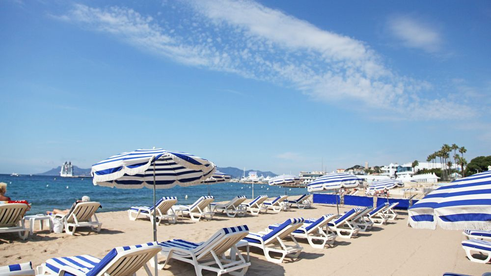 Cannes Beach Event Venue