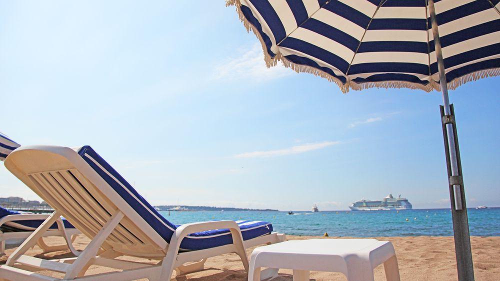 Cannes Beach Event Venue