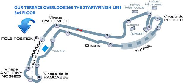 Monaco GP 2013