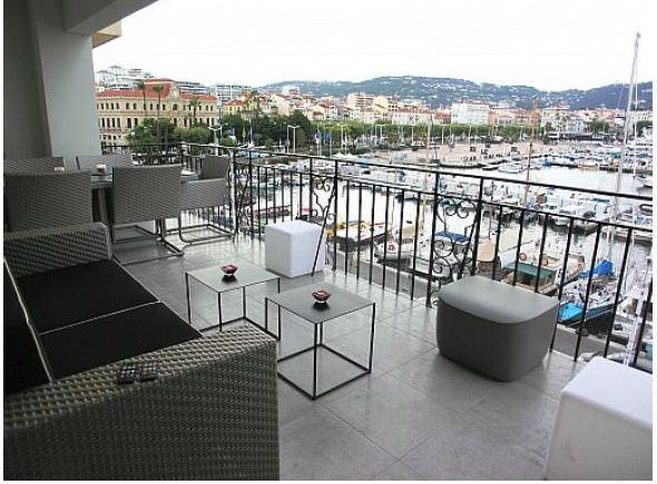 Quai St Pierre Terrace Deluxe