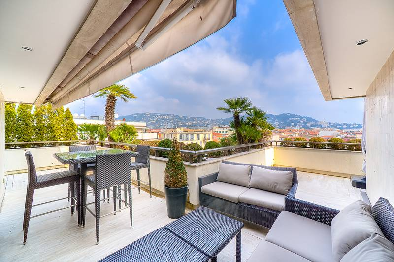 Cannes Palais Suite
