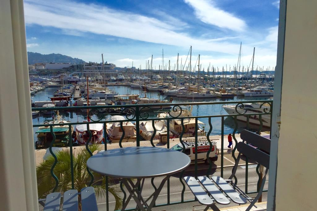 Cannes Vieux Port