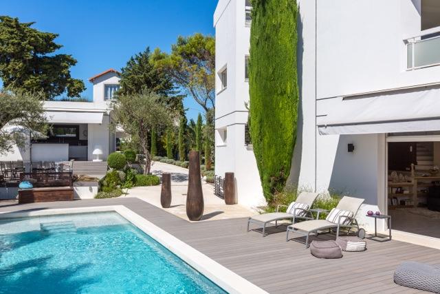 Cannes Villa Juas Deluxe